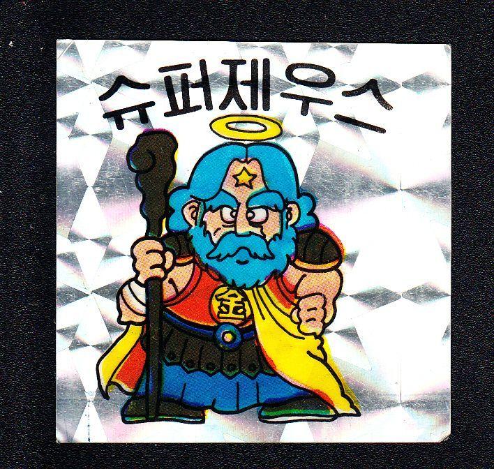 スーパーゼウス インクずれ 韓国...